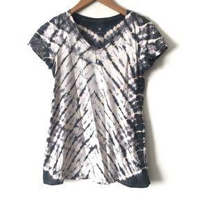 PURE JILL Fit Tie Dye T-Shirt Size XS